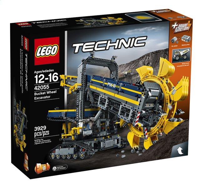 Image pour LEGO Technic 42055 La pelleteuse à godets à partir de DreamLand