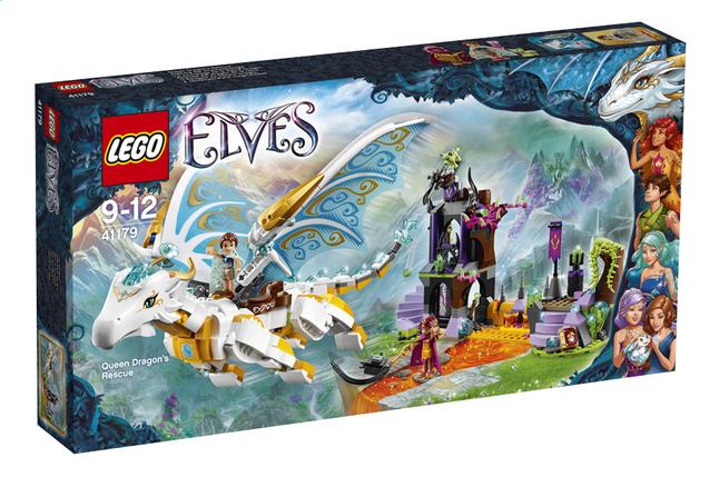 Image pour LEGO Elves 41179 Le sauvetage de la Reine Dragon à partir de DreamLand