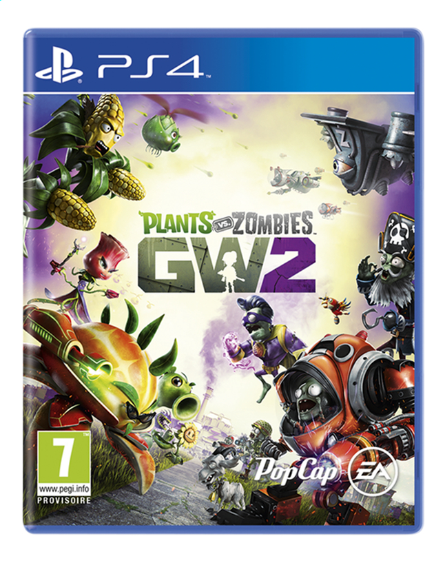 Image pour PS4 Plants vs Zombies: Garden Warfare 2 FR/ANG à partir de DreamLand