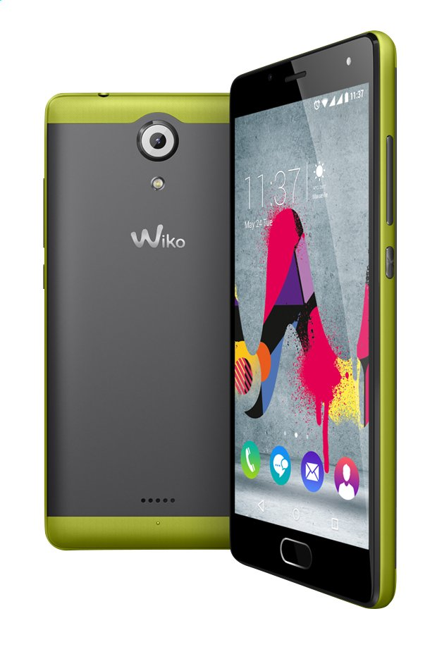 Afbeelding van Wiko smartphone U Feel Lite Lime from DreamLand