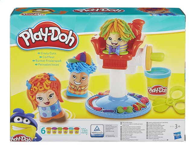 Afbeelding van Play-Doh Crazy Cuts from DreamLand