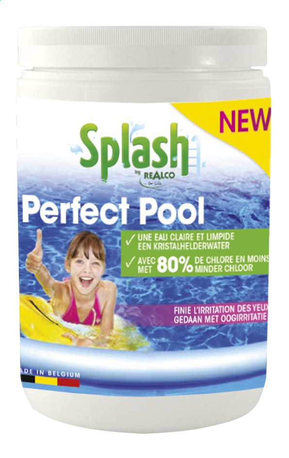 Image pour Realco Splash Perfect Pool 1 kg à partir de DreamLand