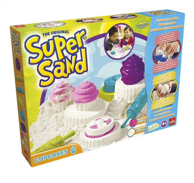 Afbeelding van Goliath Super Sand Cupcakes from DreamLand
