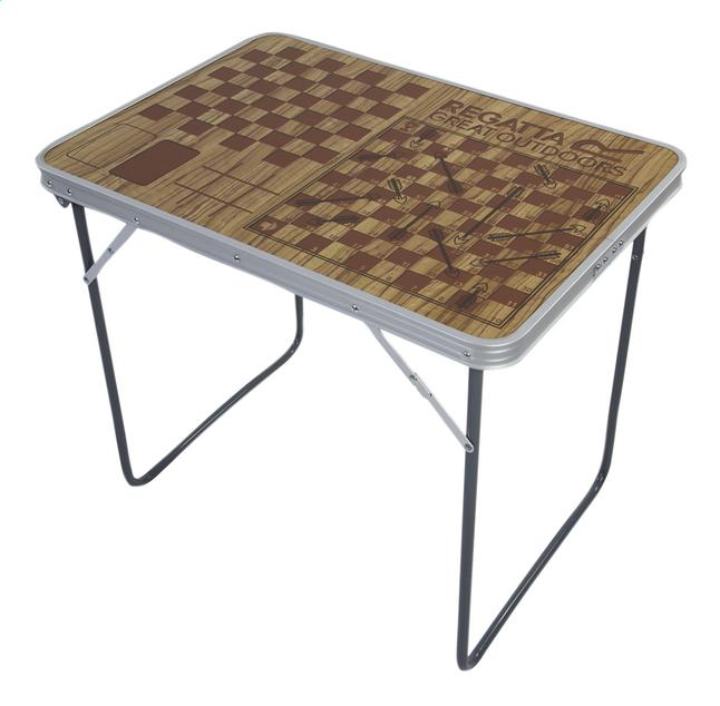 Afbeelding van Regatta kampeertafel Games Table from DreamLand