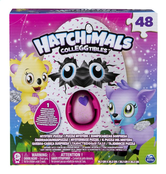 Puzzel Hatchimals Mystery Puzzle