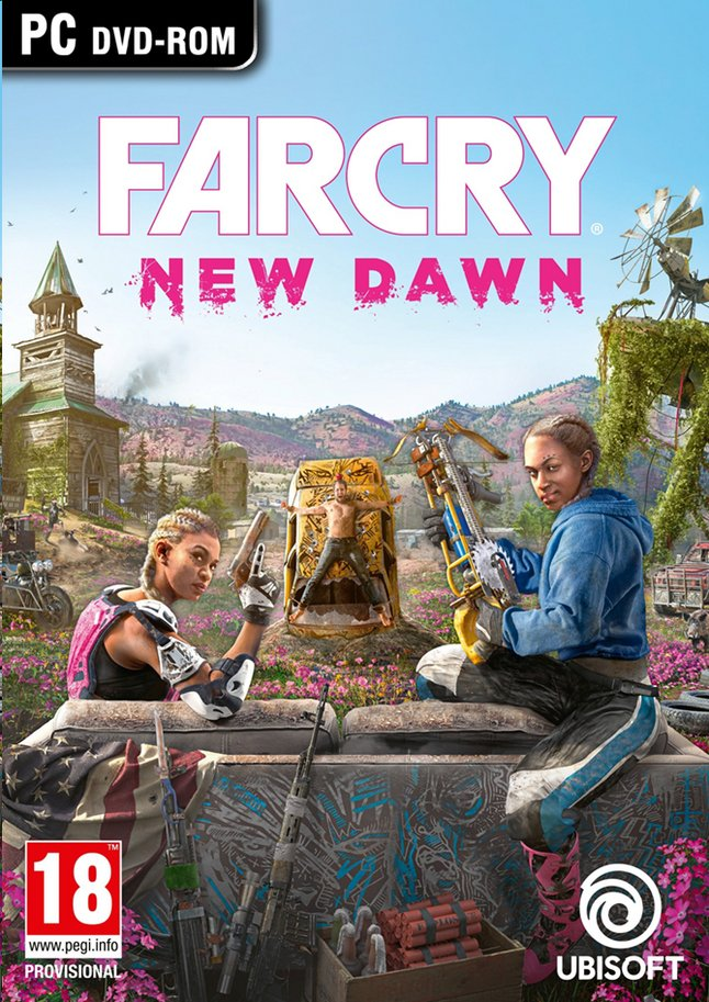 Afbeelding van PC Far Cry New Dawn ENG/FR from DreamLand