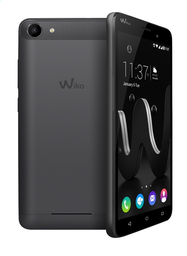 Afbeelding van Wiko smartphone Jerry Black from DreamLand