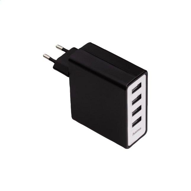 Image pour Hama chargeur avec 4 connexions USB à partir de DreamLand
