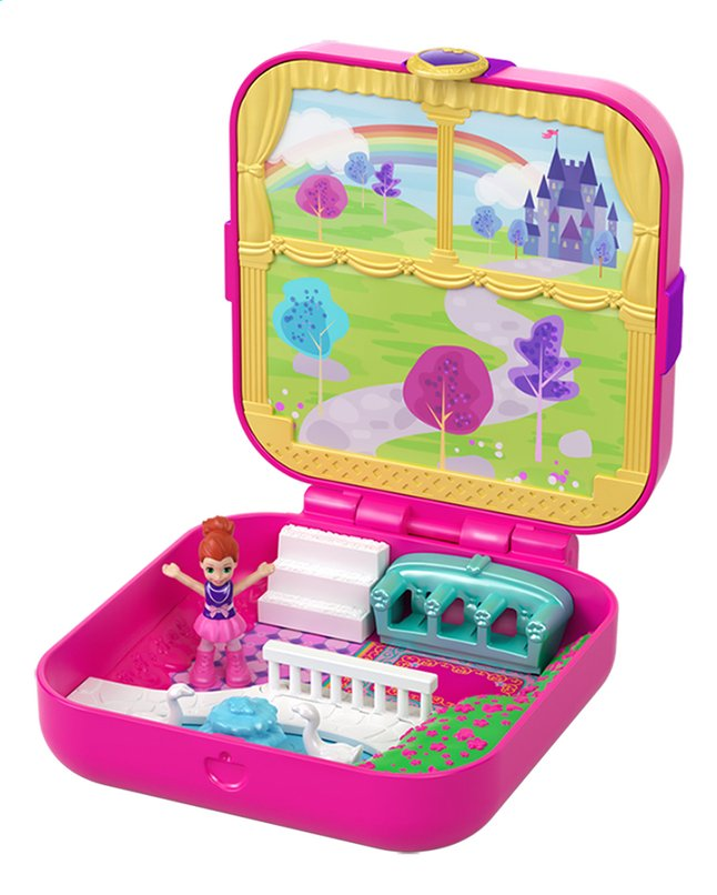 Image pour Polly Pocket Hidden Hideouts Lil' Princess Pad à partir de DreamLand