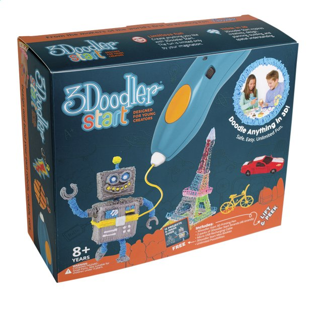 Afbeelding van 3Doodler Start Set from DreamLand