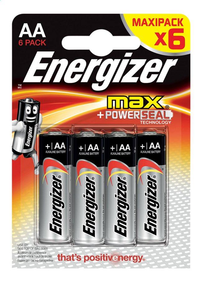 Image pour Energizer Max 6 piles AA à partir de DreamLand