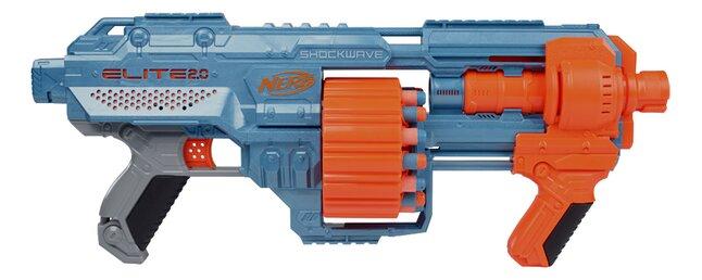 Nerf fusil Elite 2.0 Shockwave RD-15