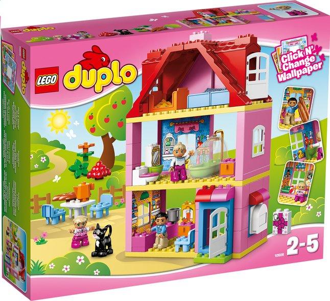 Afbeelding van LEGO DUPLO 10505 Speelhuis from DreamLand