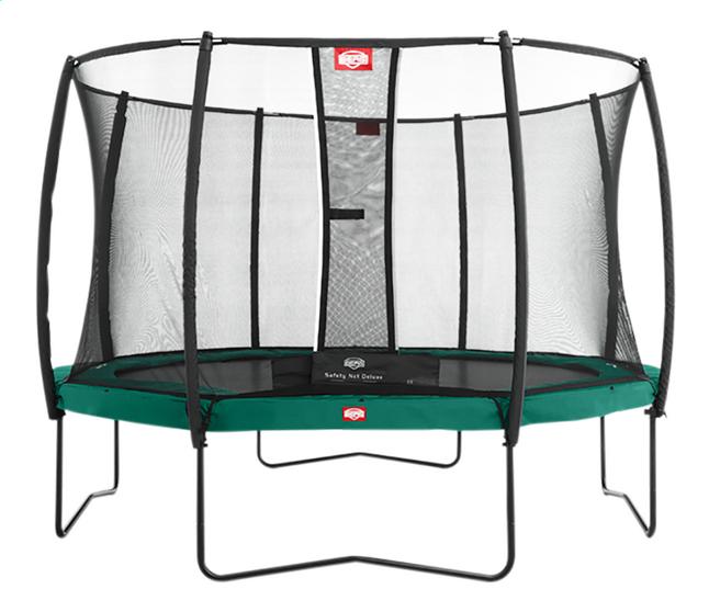 Afbeelding van Berg trampolineset Champion Ø 3,80 m Green from DreamLand