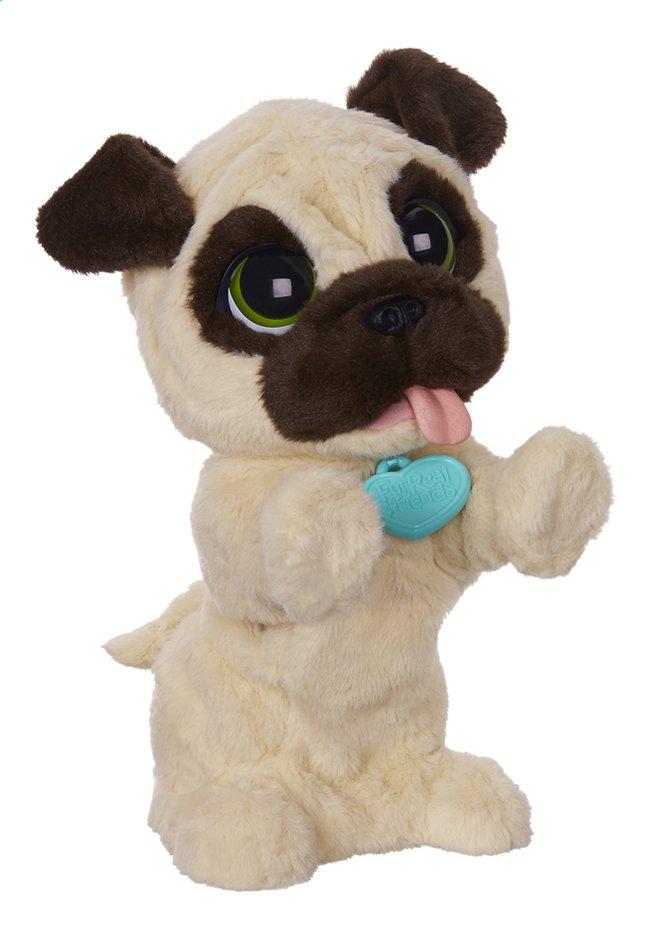 Afbeelding van FurReal Friends Interactieve knuffel JJ My Jumpin' Pug from DreamLand