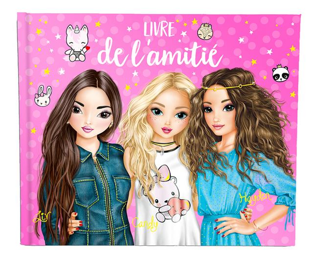 Topmodel Livre De L Amitie