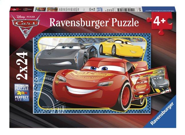 Afbeelding van Ravensburger puzzel Disney Cars 3 2x24 stukken from DreamLand