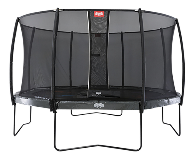 Afbeelding van Berg trampolineset Elite Regular Levels Ø 4,3 m Grey from DreamLand