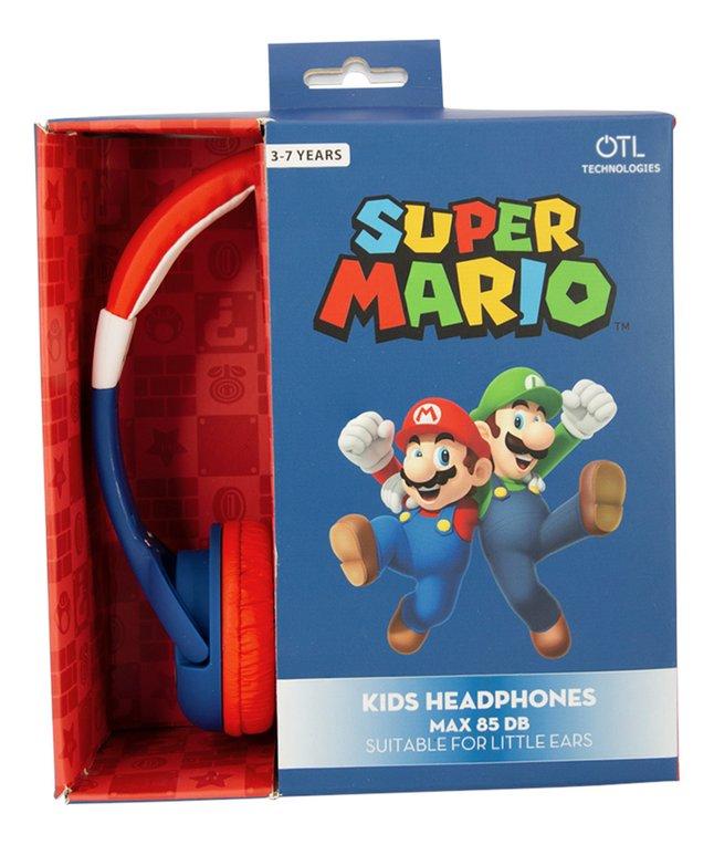 Hoofdtelefoon Super Mario Kids Max 85 DB