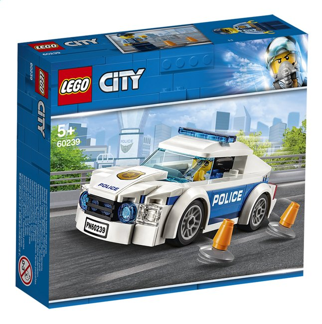 Afbeelding van LEGO City 60239 Politiepatrouille auto from DreamLand