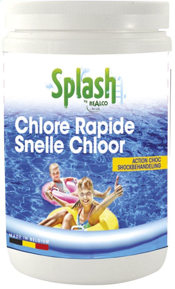 Image pour Realco Chlore Rapide 1 kg à partir de DreamLand