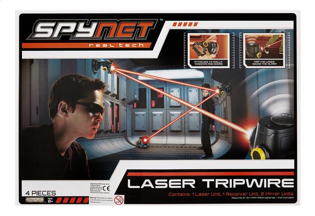Afbeelding van Spy Net Veiligheidssysteem Laser Tripwire from DreamLand