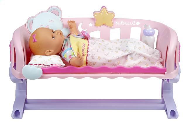 Image pour Nenuco poupée avec berceau Sleep With Me à partir de DreamLand
