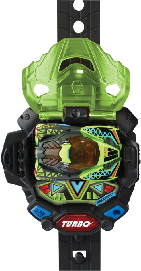 VTech auto Turbo Force Green Racer