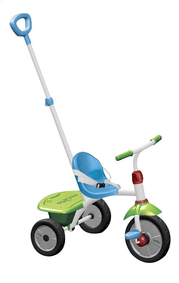 Afbeelding van smarTrike driewieler New Fun blauw/groen from DreamLand