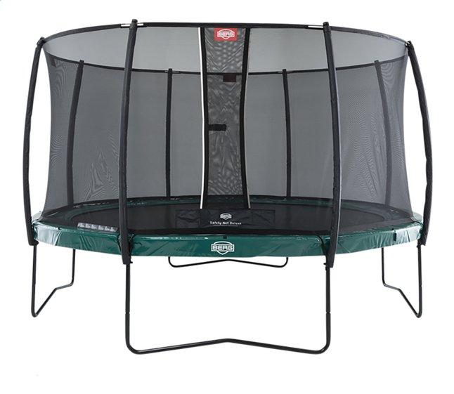 Afbeelding van Berg trampolineset Elite Ø 3,80 m Green from DreamLand