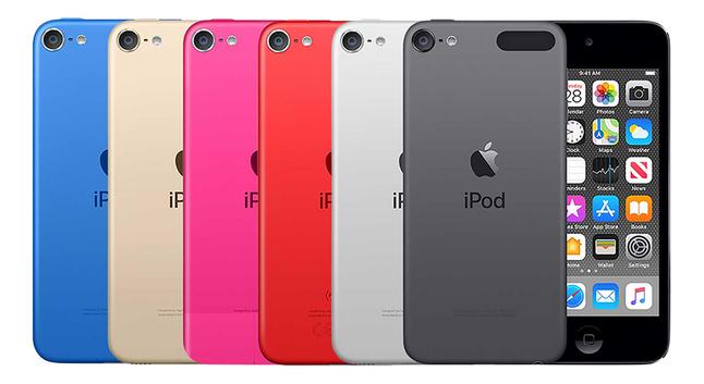 Apple iPod touch 7e génération 32 Go