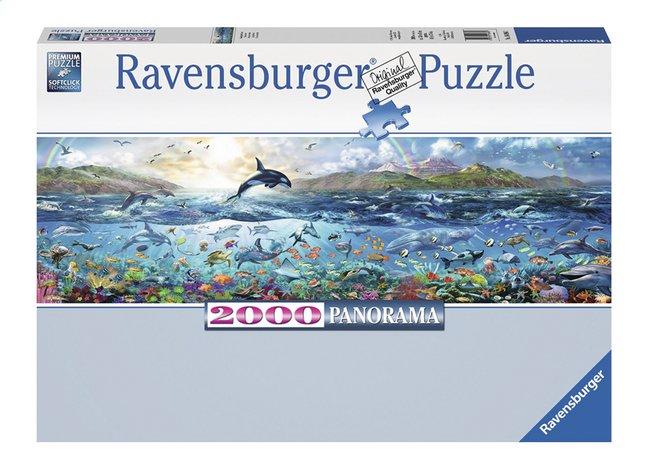 Afbeelding van Ravensburger panoramapuzzel Levendige oceaan from DreamLand