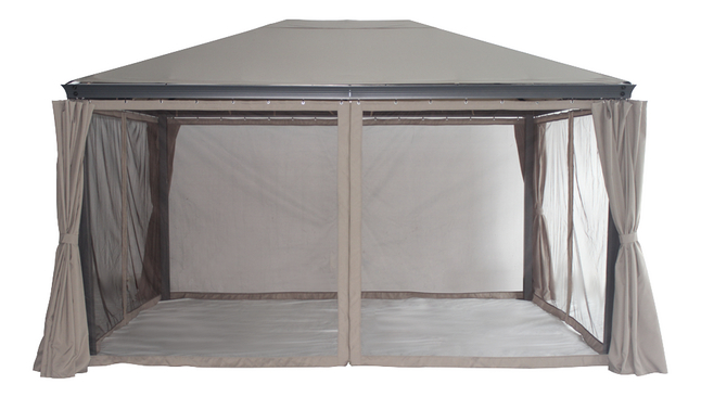 Polyester feesttent 3 x 4 m