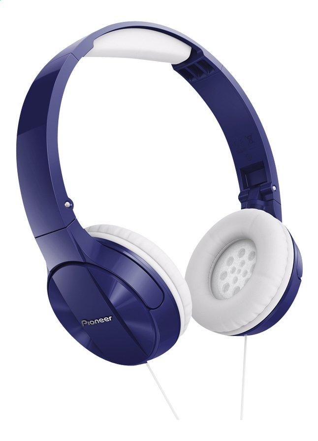 Image pour Pioneer casque SE-MJ503-L violet à partir de DreamLand