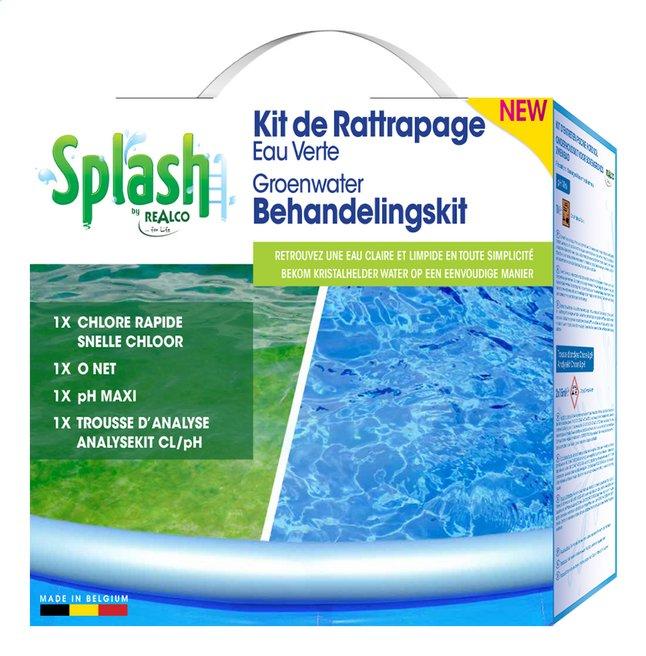 Afbeelding van Realco Groenwater behandelingskit voor zwembaden met filter from DreamLand