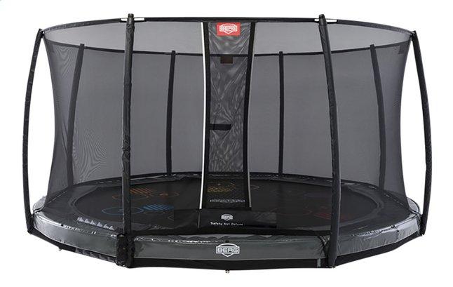 Image pour Berg trampoline enterré avec filet de sécurité Elite Inground Levels Ø 4,3 m Grey à partir de DreamLand