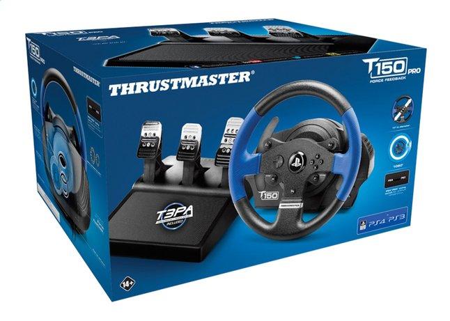Afbeelding van Thrustmaster stuurwiel met pedalen T150 Pro Force Feedback from DreamLand