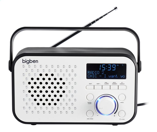Image pour bigben radio TR24DAB à partir de DreamLand