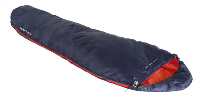 High Peak slaapzak Lite Pak 800 L blauw/oranje