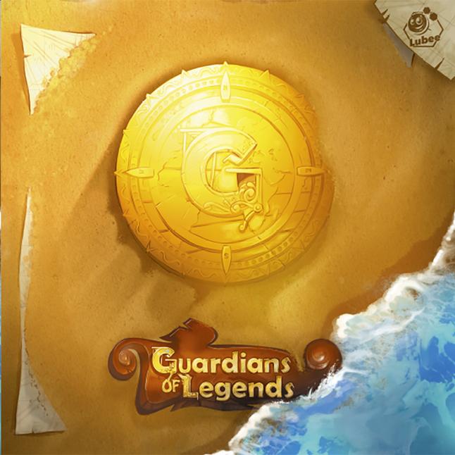 Afbeelding van Gardians of Legends from DreamLand