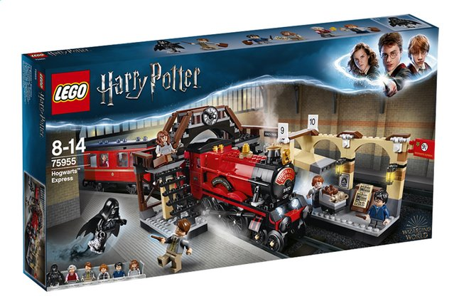 Afbeelding van LEGO Harry Potter 75955 De Zweinstein Express from DreamLand