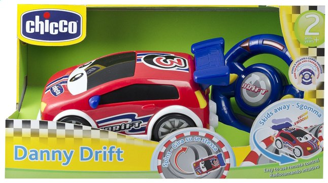 Afbeelding van Chicco auto RC Danny Drift from DreamLand