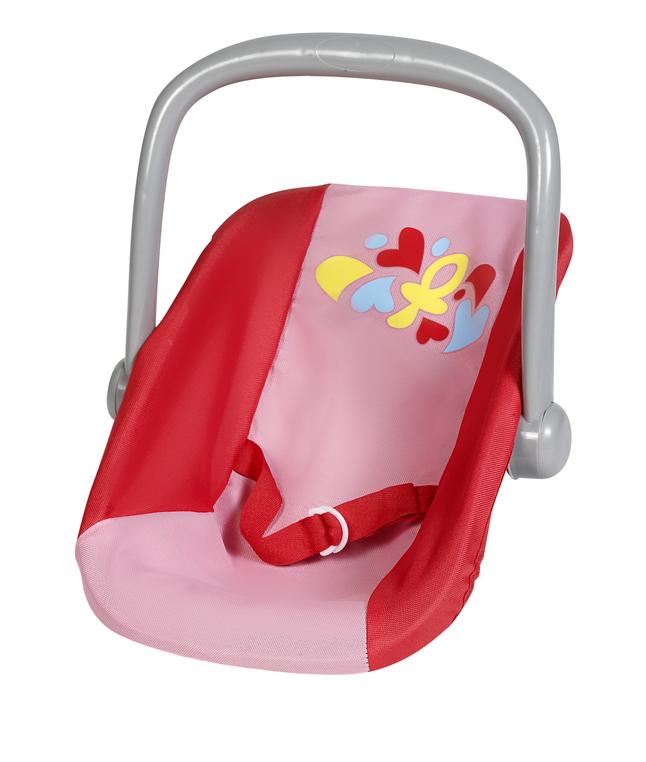 Afbeelding van DreamLand draagbaar autostoeltje voor pop from DreamLand