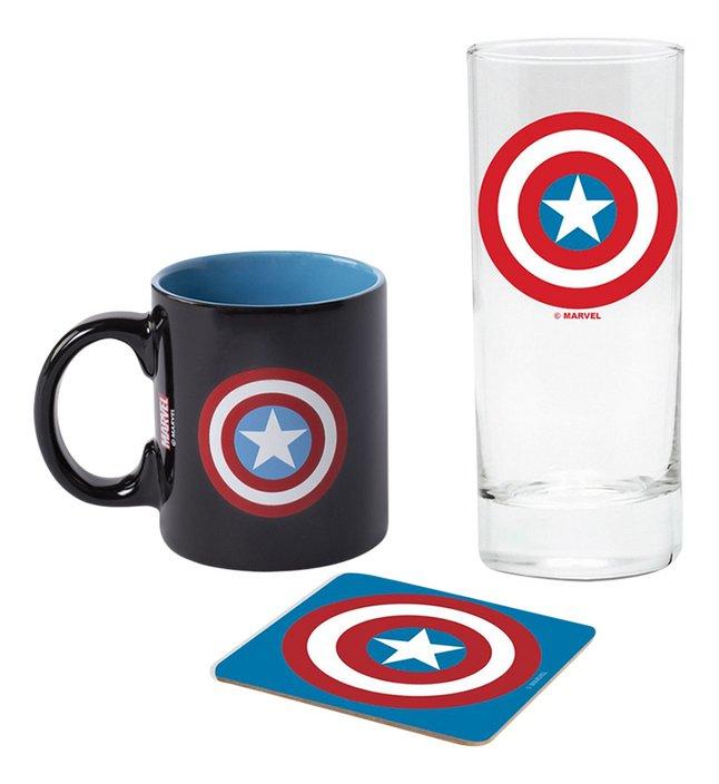 Afbeelding van Geschenkset Captain America from DreamLand