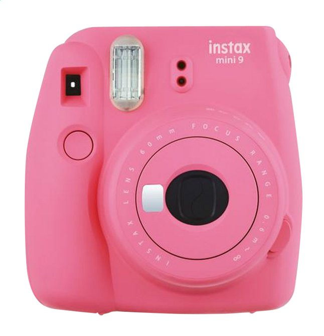 fujifilm appareil photo instax mini 9 pink dreamland. Black Bedroom Furniture Sets. Home Design Ideas