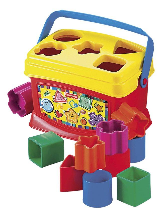 Afbeelding van Fisher-Price Vormsorteerder Baby's eerste blokken from DreamLand