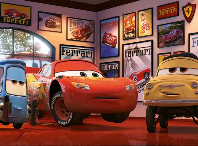 Afbeelding van Ravensburger puzzel Cars 3 vrienden from DreamLand