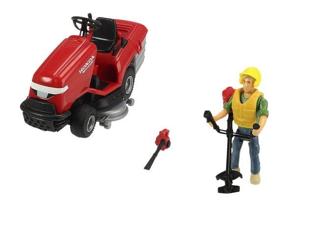 Dickie Toys Lawn Mower Set