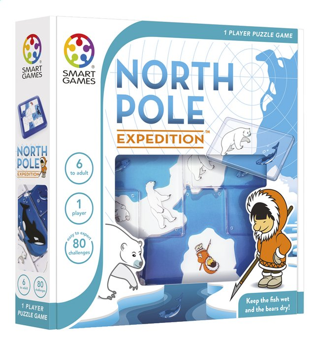Afbeelding van North Pole Expedition from DreamLand
