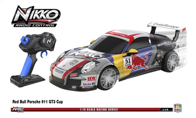 Image pour Nikko voiture RC Porsche 911 GT3 Cup à partir de DreamLand